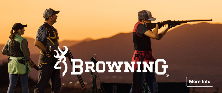 Browning, The best there is. - More Info