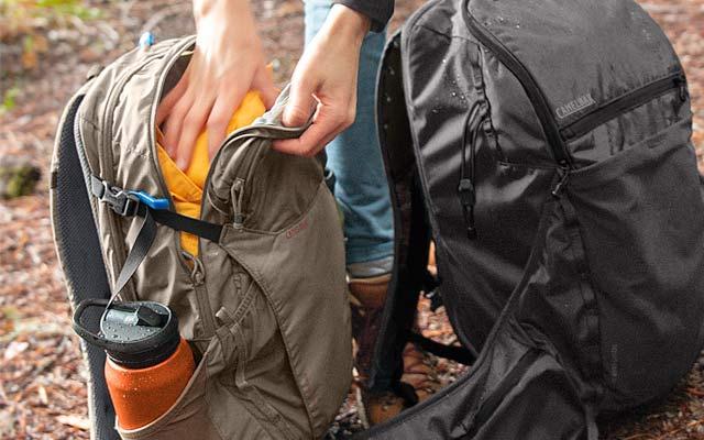 CamelBak Backpacks closeup