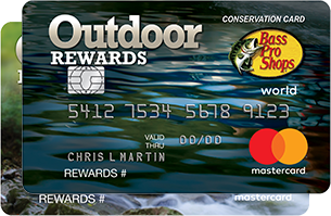 Bass Pro Shops Outdoor Rewards