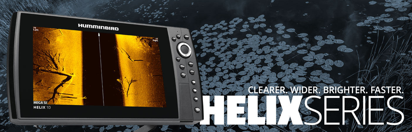 Clearer. Wider. Brighter. Faster. Helix Series - Shop Now