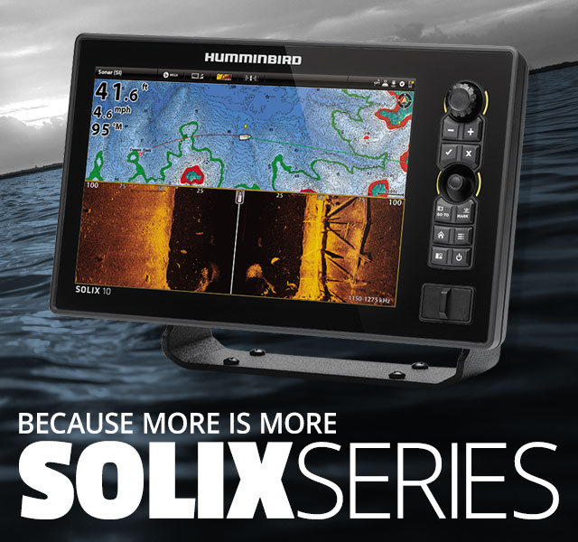 Because More is More. Solix Series - Shop Now