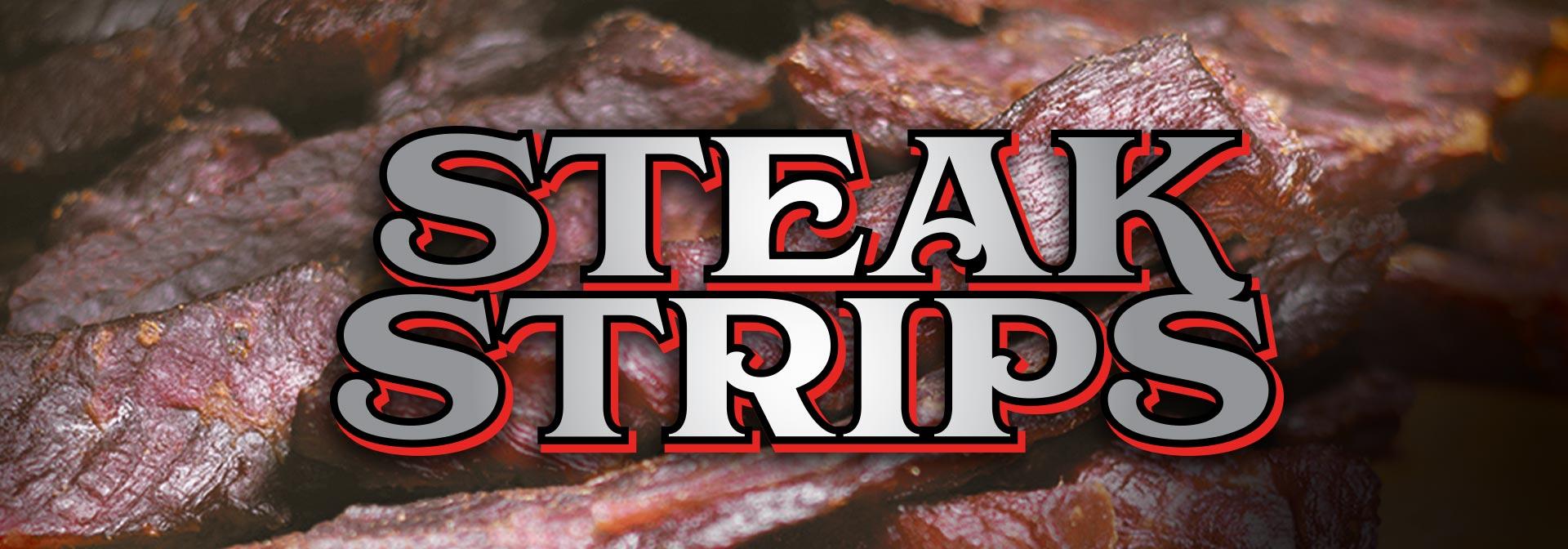 Jack Links Johnny Morris Steak Strips