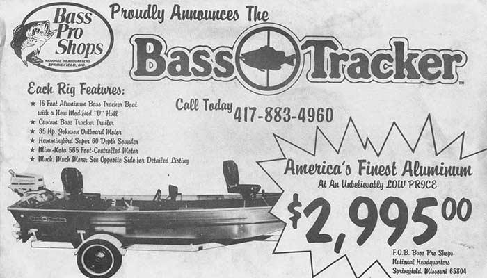 Johnny Morris: Entrepreneur   Bass Pro Shops
