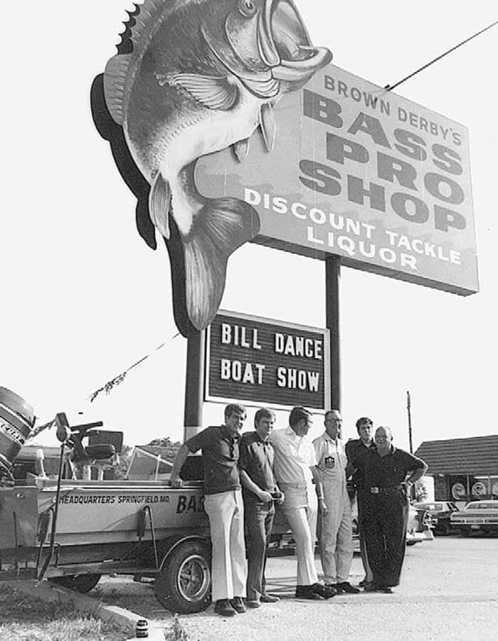 Johnny Morris Bass Pro Shops