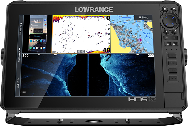 Lowrance Depth Finder >> Lowrance Fish Finders Bass Pro Shops