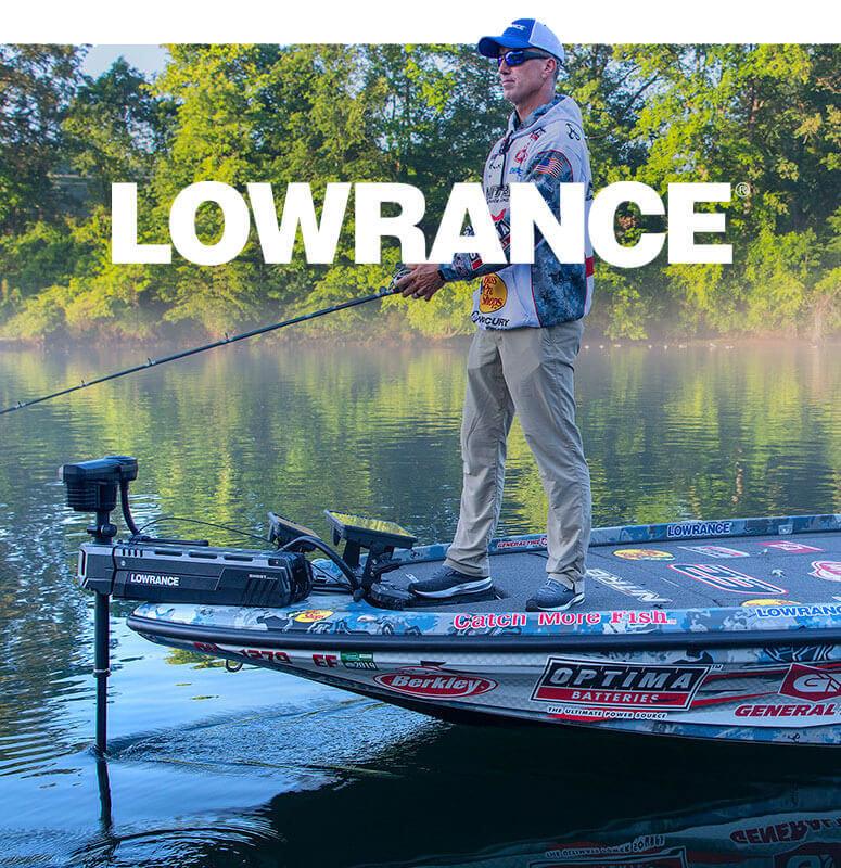 Lowrance Fish Finders Marine Electronics Bass Pro Shops