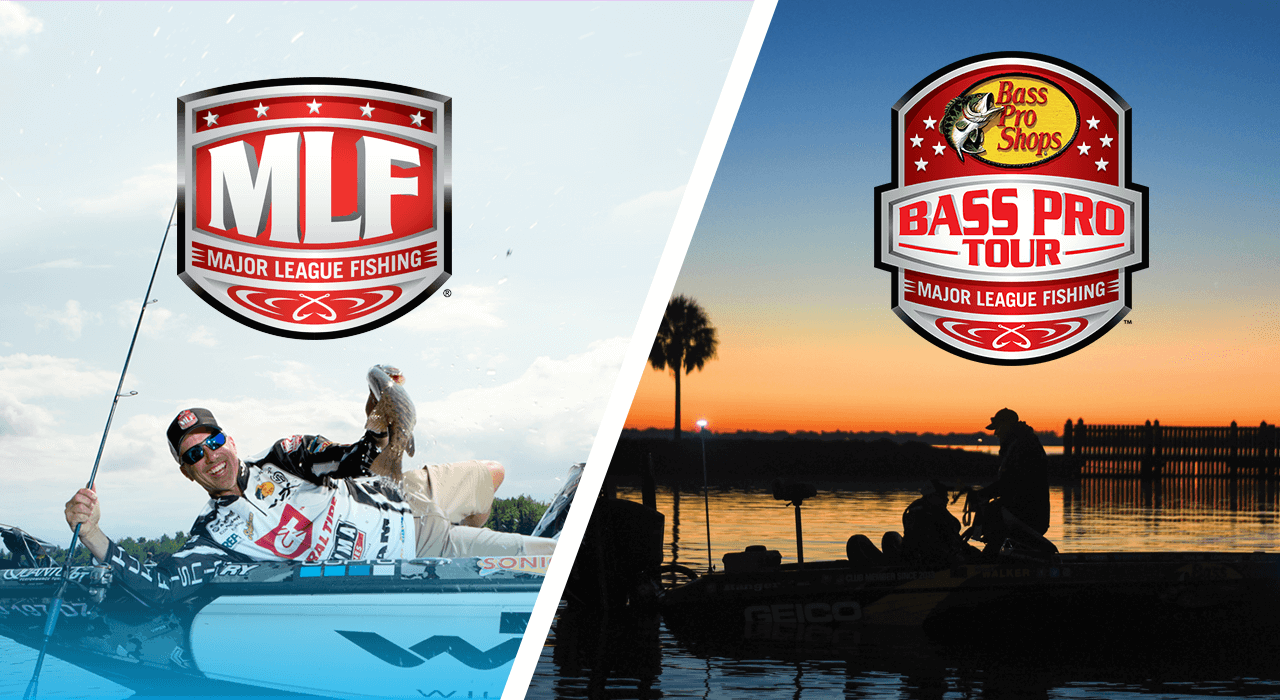 Check Out Major League Fishing & Bass Pro Tour!