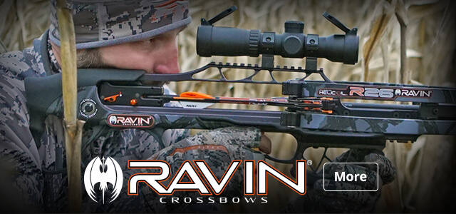 Ravin Crossbows Shop All | Bass Pro Shops