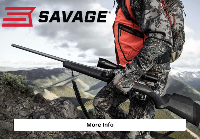 savage, The best there is. - More Info