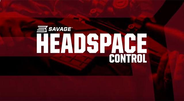 Savage Performance Head Space Conrol Video