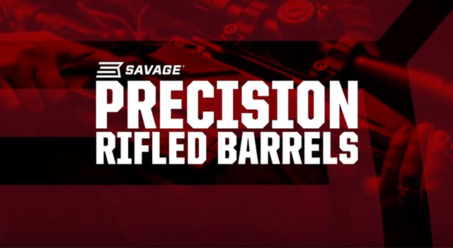 Savage Performance Precision Rifled Barrels Video