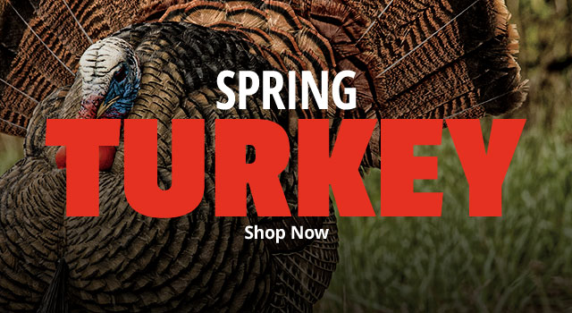 Spring Turkey - Shop Now