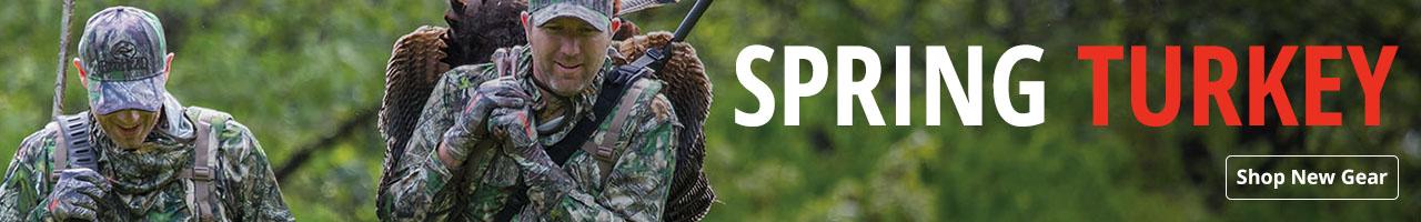 Spring Turkey - Shop New Gear