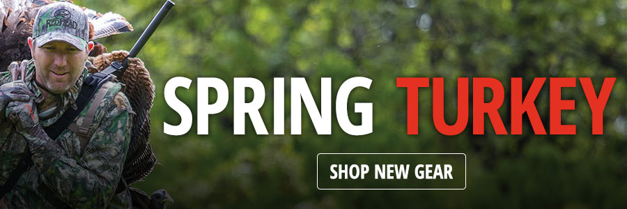 Spring Turkey - Shop New Gear