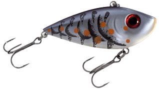 Strike King Red Eye Shad Tungsten 2 Tap Lipless Crankbait