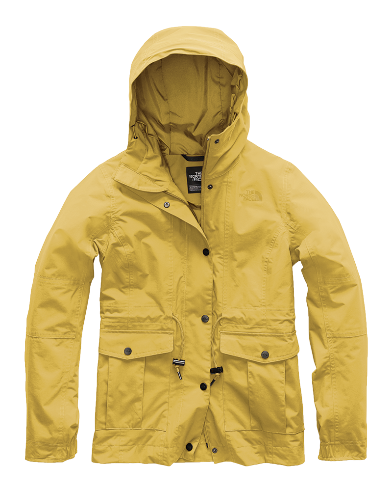 Zoomie Jacket in Bamboo Yellow