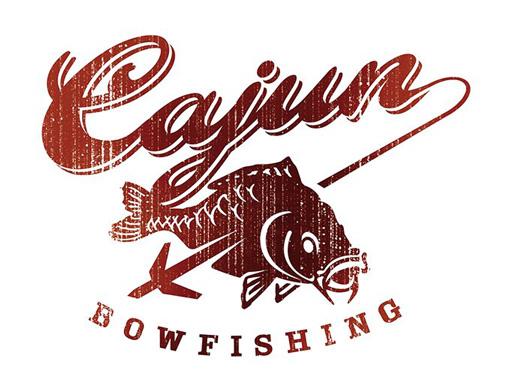 Cajun Bowfishing logo