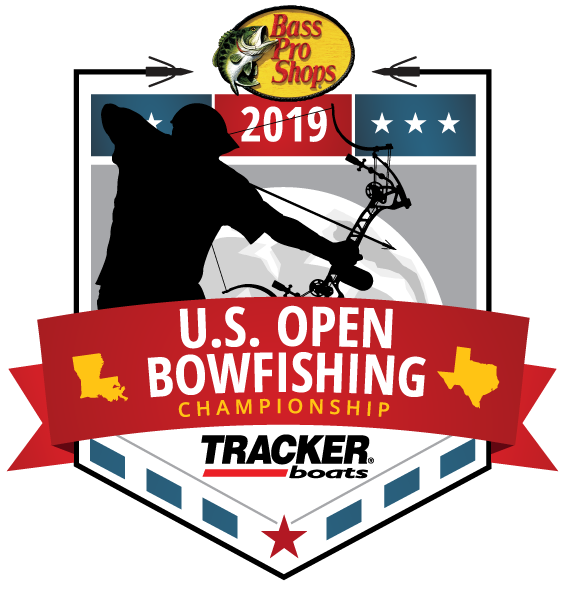 US Open Bowfishing logo