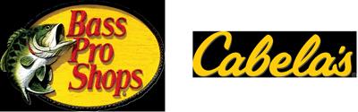 Bass Pro Cabelas logos
