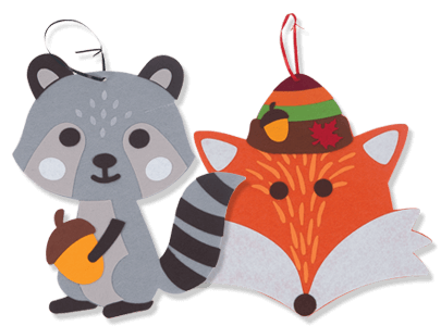 Racoon & Fox craft