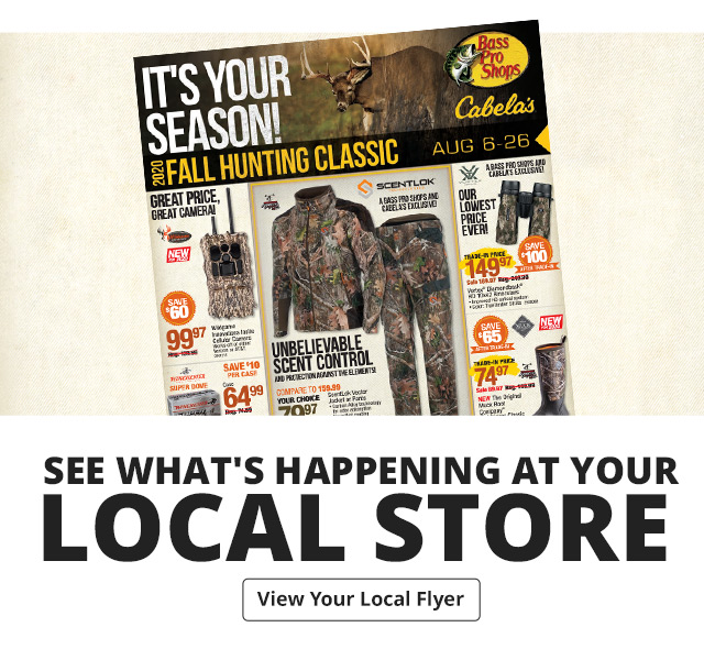 See What's Happening At Your Local Store