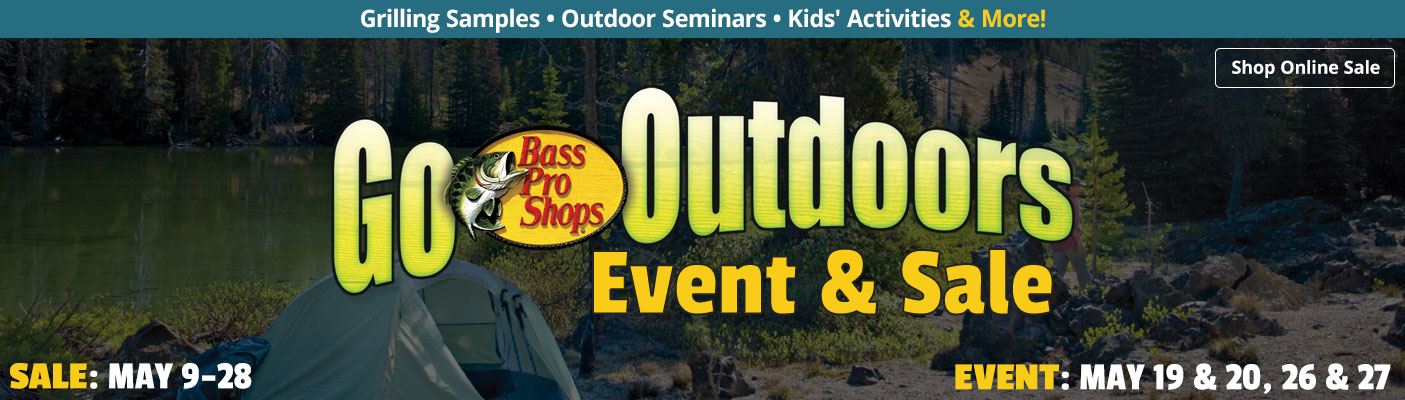 go outdoors family event - Bass Pro After Christmas Sale