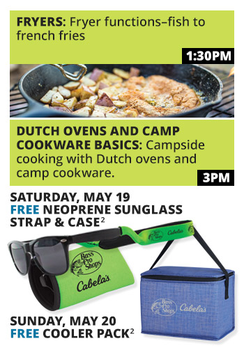Fryers & Dutch Ovens
