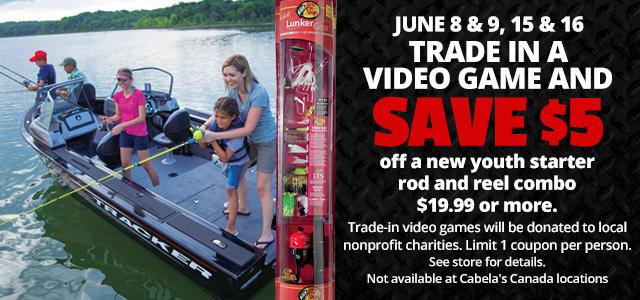 Trade in a Video Game and Save $5