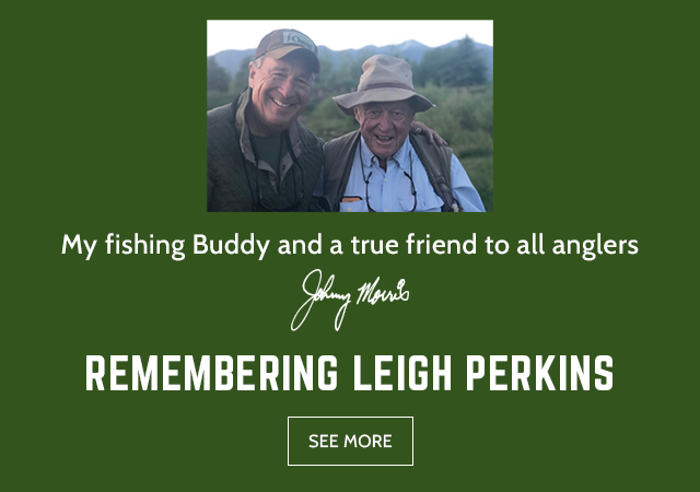 Remembering Leigh Perkins