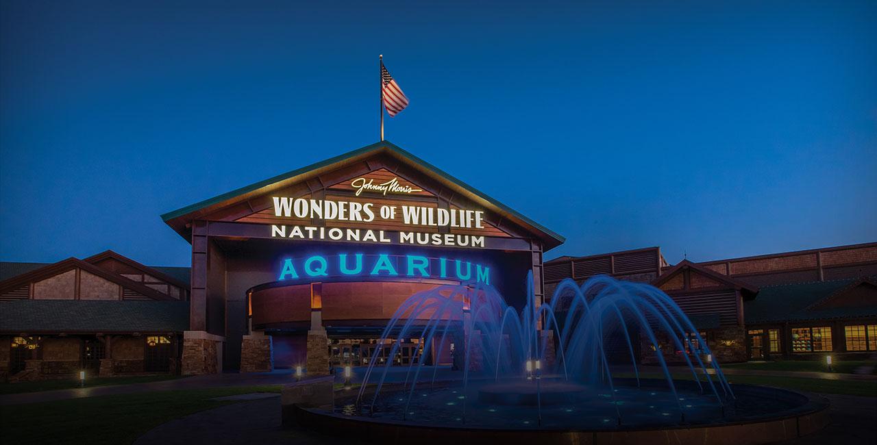 Wonders of Wildlife, Learn More